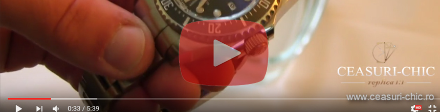 Video Rolex DeepSea - Test Subacvatic