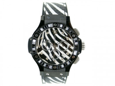 HUBLOT BIG BANG 48MM ZEBRA BANG BLACK - CEAS REPLICA