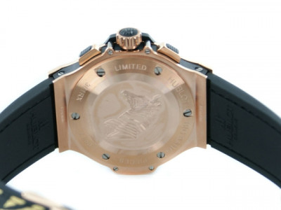 Hublot Big Bang 48mm Leopard Rosegold - ceas replica 1:1