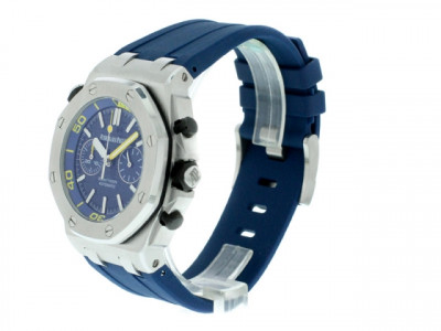 AUDEMARS PIGUET ROYAL OAK OFFSHORE DIVER CHRONO BLEU - CEAS REPLICA