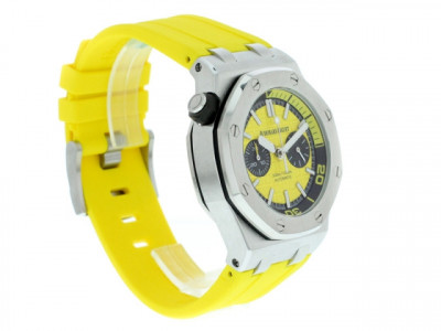 AUDEMARS PIGUET ROYAL OAK OFFSHORE DIVER CHRONO GALBEN - CEAS REPLIKA ,
