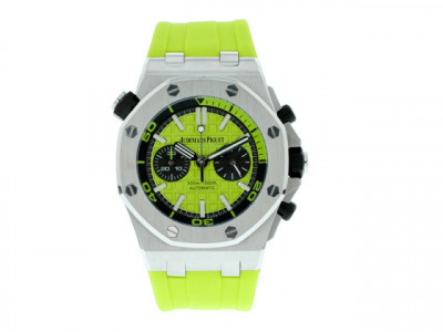AUDEMARS PIGUET ROYAL OAK OFFSHORE DIVER CHRONO GREEN(VERDE) - CEAS REPLIKA
