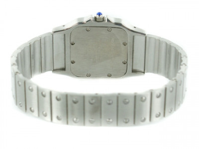 Cartier Santosde Cartier for women - ceas replica 1:1
