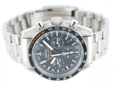Omega Speedmaster Solar Impulse Co-Axial GMT - Ceas replica 1:1