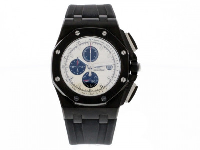 AUDEMARS PIGUET ROYAL OAK OFFSHORE PVD WHITE