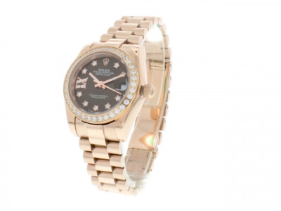 Rolex Datejust Dama Everose 28mm - ceas replica