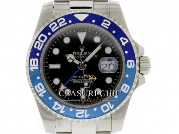 ROLEX GMT MASTER II CERAMIC BLUEBERRY