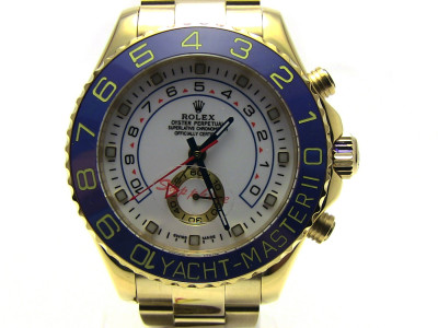 Rolex New Yachtmaster2 18k 44mm Ceramic - ceas replica 1:1