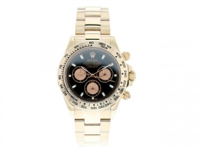 Rolex Daytona everose rose Dial - ceas replica 1:1