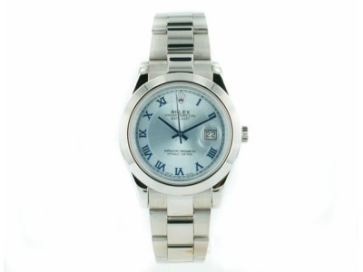Rolex Datejust silverblue pearl Dial - Ceas replica 1:1