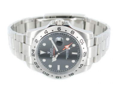 Rolex Explorer II Orange black - ceas replica 1:1