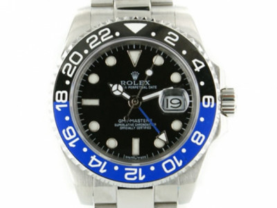 Rolex GMT Master 2013 Ceramic Bezel Black Blue - Ceas replica 1:1