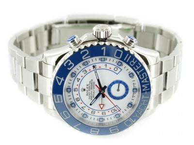 Rolex New Yachtmaster2 44mm Ceramic - ceas replica 1:1