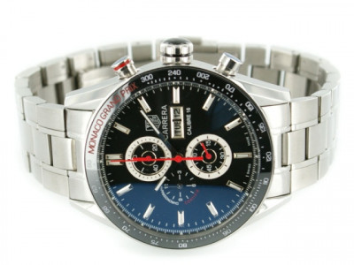 Tag Heuer Carrera Monaco Grand Prix Calibre 16 - ceas replica 1:1